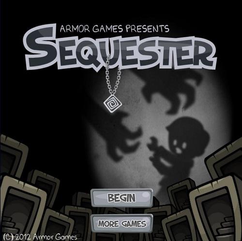 دانلود بازی آنلاین ترسناک جدید sequester برای کامپیوتر