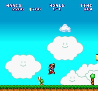 دانلود،بازی فلش آنلاین سوپر ماريو -Super Mario