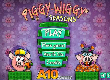 دانلود بازی سرگرم کننده و فکری Piggy Wiggy