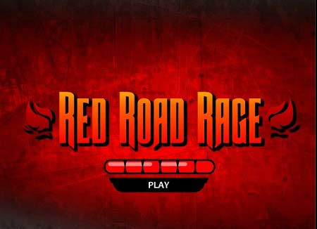 دانلود بازی آنلاین اکشن مبارزه ماشینی با زامبی های راه سرخ red road rage