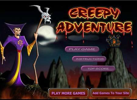 بازی آنلاین رکوردی ماجراجوی وحشت زده