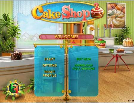 بازی آنلاین مغازه کیک فروشی