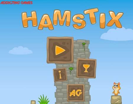 بازی آنلاین همستر