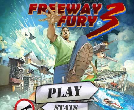 دانلود بازی سرعت خشم در بزرگراه Freeway Fury 2