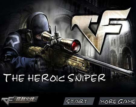 بازی اسنایپر The Heroic Sniper