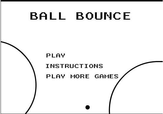 بازی فکری عبور توپ Ball Bounce