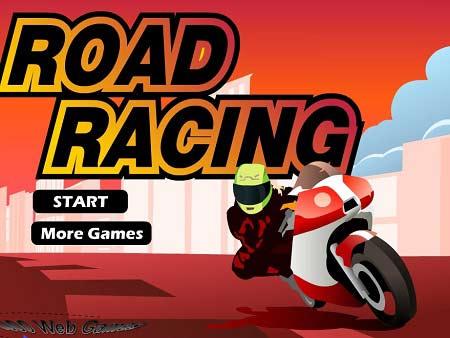 مسابقات موتورسواری رکوردی - Road Racing