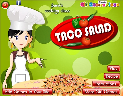 دانلود بازی فلش آنلاین دخترانه غذا درست کردن-آشپزی