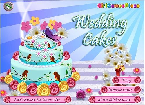 دانلود بازی فلش آنلاین دخترانه تزئین کیک