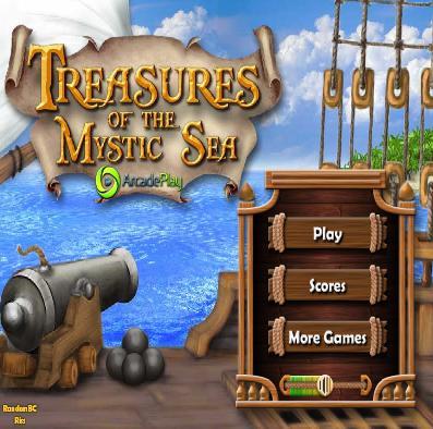 بازی فلش آنلاین پازل مرحله ای سخت - دزدان دریایی
