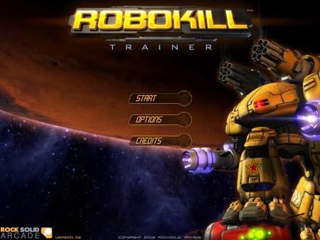 بازی ربات کشتار1