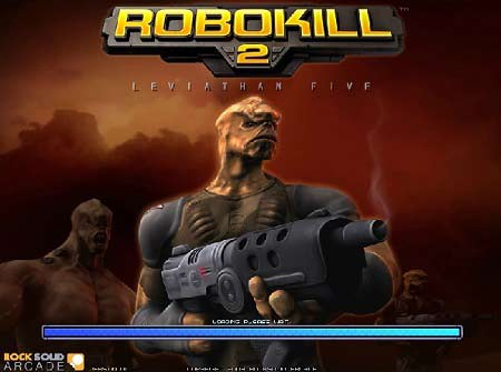 بازی ربات کشتار2
