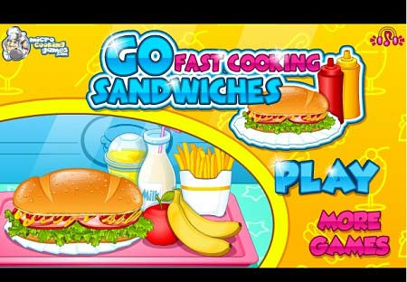 بازی آنلاین ساندویچ
