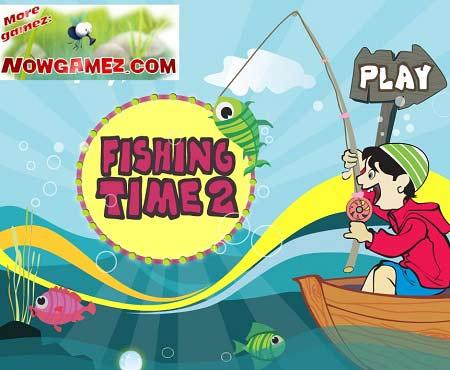 بازی آنلاین ماهی گیری