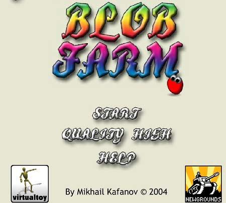 بازی Blob Farm
