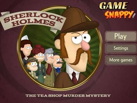 بازی شرلوک هلمز