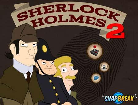 بازی شرلوک هلمز 2