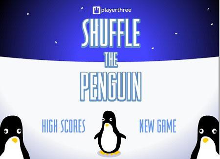 بازی بولینگ پنگوئن