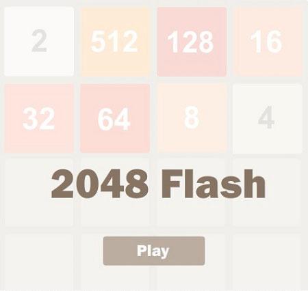 بازی 2048 معروف