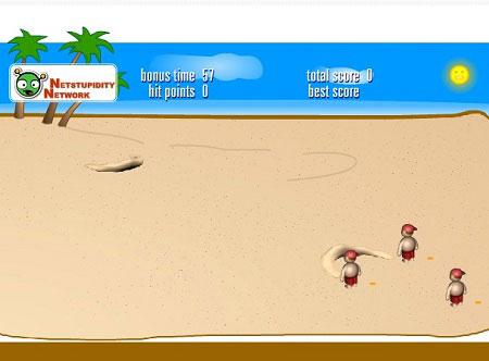 بازی آنلاین شن بازی