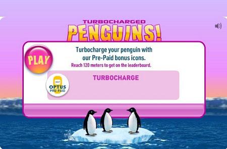 بازی پرش پنگوئن ها
