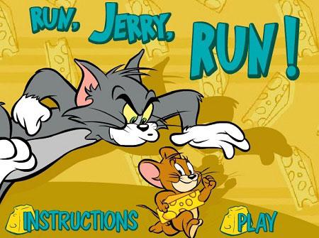 بازی تام و جری