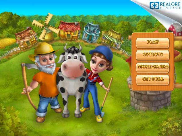 بازی فلش آنلاین دخترانه مزرعه داري با کفيت بالا