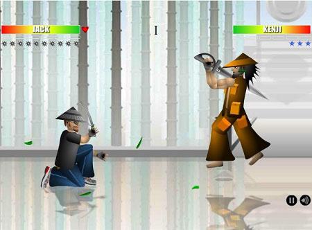 بازی جنگ سامورایی