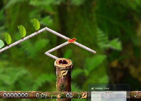 بازی رکوردی مورچه ها