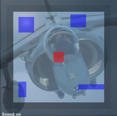 بازی تمرکز خلبانان