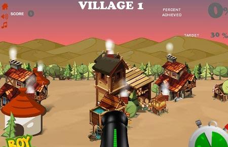 بازی نجات روستا