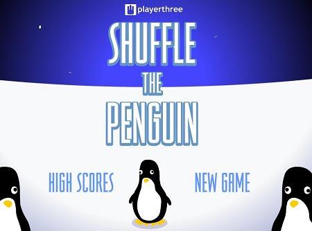 بازی پرتاب پنگوئن