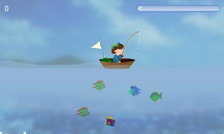 بازی ماهی گیری