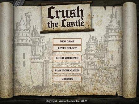 بازی تخریب قلعه