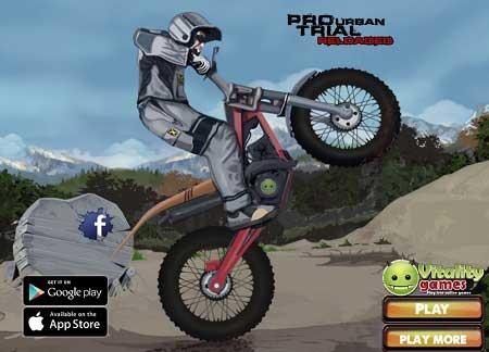 بازی آنلاین موتورکراس