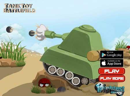 بازی آنلاین تانک بازی