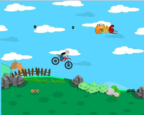 دانلود بازی فلش آنلاین موتور ملوان زبل popeye