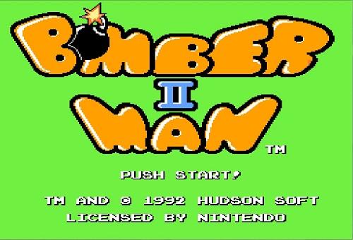 دانلود بازی میکرو بمبرمن Bomberman 1-2