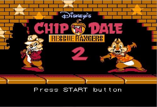 دانلود بازی میکرو سنجاب های زبل chip-dale 2