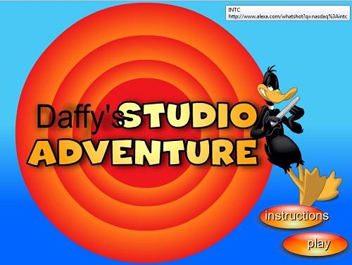 دانلود بازی فلش آنلاین دافی داک پرشی سخت daffy-duck