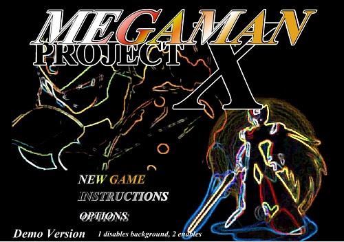 دانلود بازی فلش آنلاین اکشن و پرشی مگامن megaman