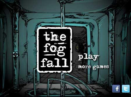 بازی فرو افتادن مه