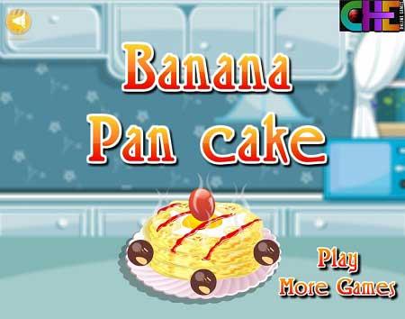 بازی کیک موزی