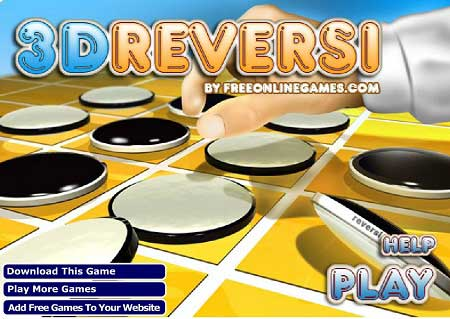 بازی آنلاین اتللو 3D