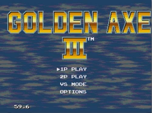 دانلود بازی سگا تبر طلایی1-2-3 golden axe