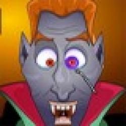 بازی چشم پزشکی دراکولا