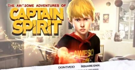معرفی Awesome Adventures of Captain Spirit جدید در e3 2018
