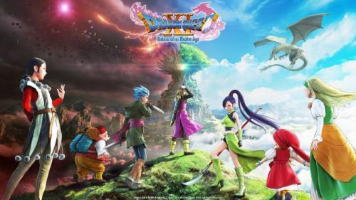 معرفی ویژگی های بازی Dragon Quest XI منتشر شد