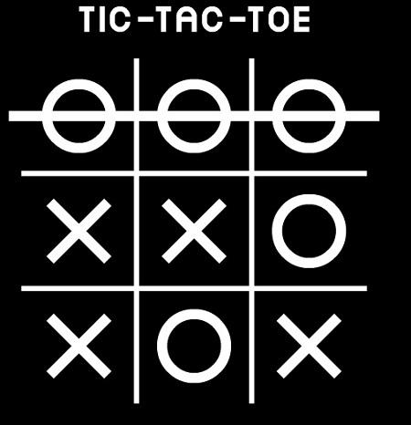 دانلود بازی فلش آنلاین کم حجم سرگرم کننده دوز-TIC TAC TOE