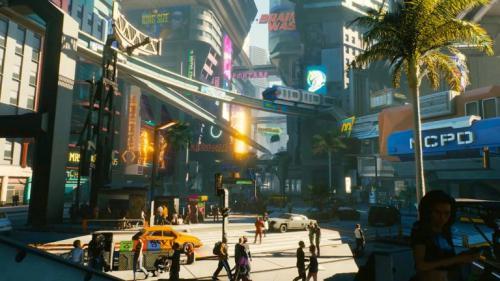 سیدی پراجکت رد از تخریبپذیری محیط Cyberpunk 2077 میگوید